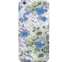 Coastal Flora 10 iPhone Case/Skin