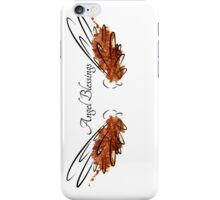Archangel Gabriel: Angel Blessings  iPhone Case/Skin