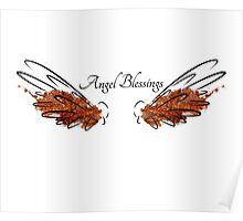 Archangel Gabriel: Angel Blessings  Poster