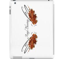 Archangel Gabriel: Angel Blessings  iPad Case/Skin