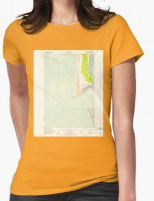 USGS Topo Map Washington State WA Point Brown 243161 1955 24000 T-Shirt