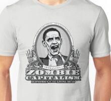 Zombie Economics Obama Edition Unisex T-Shirt