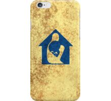 silence is golden_no.0007 iPhone Case/Skin