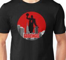 Godzingis - Red Unisex T-Shirt