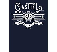 Castiel Brand Photographic Print