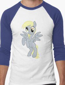 Derpy Hooves Men's Baseball ¾ T-Shirt