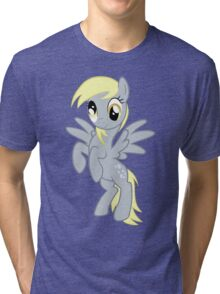 Derpy Hooves Tri-blend T-Shirt