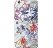 Coastal Flora 08 iPhone Case/Skin