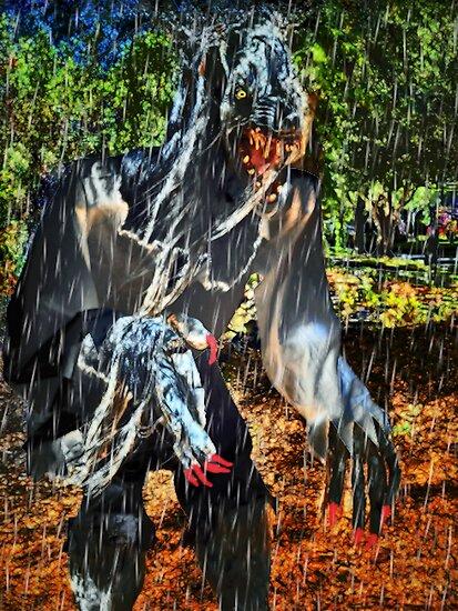 I HATE rain!!! by George  Link