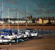 Elie bay by weecoughimages