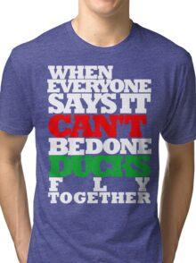 The Mighty Ducks Tri-blend T-Shirt