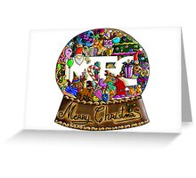 MFC Merry Christmas Greeting Card