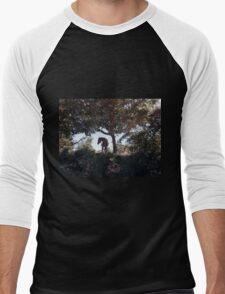 The horse Men's Baseball ¾ T-Shirt
