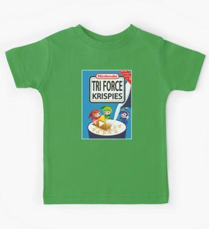 Tri Force Krispies Kids Tee
