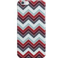 Modern Fall Colors {chevron pattern} iPhone Case/Skin