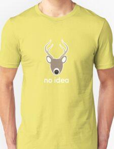 No Idea T-Shirt