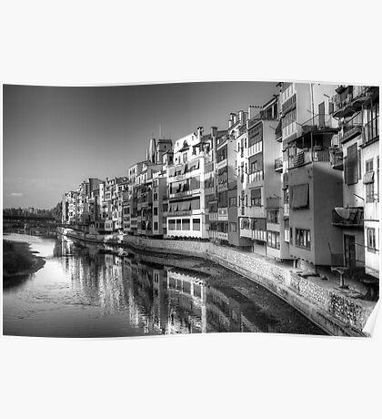 Girona, Spain II Poster