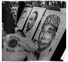 Artwork, Justice or Else  Poster