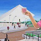 Mural - Chesterfield Amphitheater by AnnaAsche