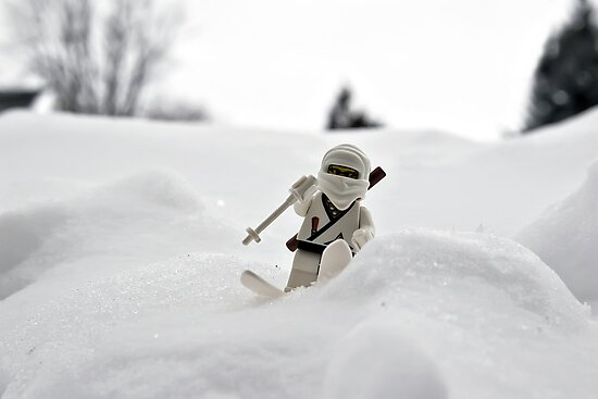 Ski Ninja by Dan Phelps