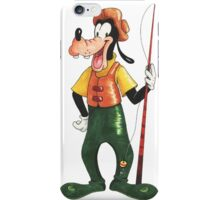 Fisherman Goofy iPhone Case/Skin