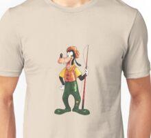 Fisherman Goofy Unisex T-Shirt