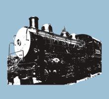 Train One Piece - Short Sleeve