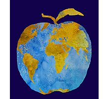 Earth Apple Photographic Print