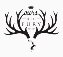 Ours Is the Fury by wintermar