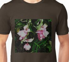 Rose Grape Flower  Malaysian Orchids Unisex T-Shirt