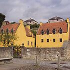 Culross Palace  and the Houses of Culross by biddumy