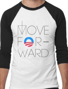 Move Forward Men's Baseball ¾ T-Shirt
