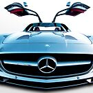 MB SLS AMG by Kurt Golgart