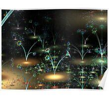 BC3DFlowers #1: Fairy Garden of Fantasia  (G0934) Poster