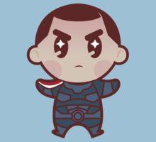Commander ManShep Kids Clothes