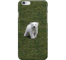 Cute Polar Bear iPhone Case/Skin