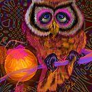 Swing Shift Owl by Alma Lee
