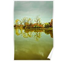Hazy Autumn Afternoon  Poster