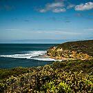 Bells Beach by Luke Donegan