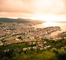 Bergen, Norway 2012 by YorkStCreative