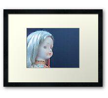 Dolly Framed Print