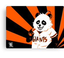 panda express [ver 2] Canvas Print