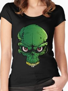 The Green Women's Fitted Scoop T-Shirt