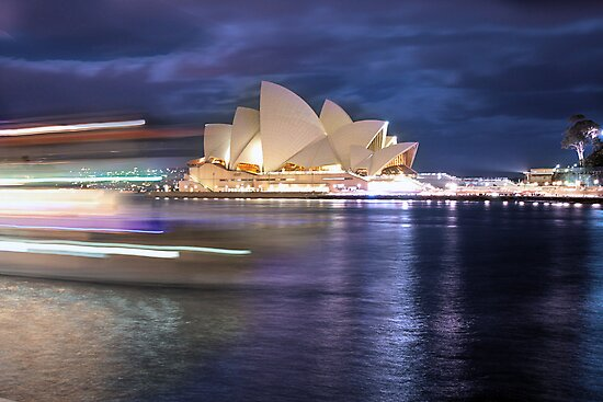 Sydney Opera House by Rookwood Studio ©