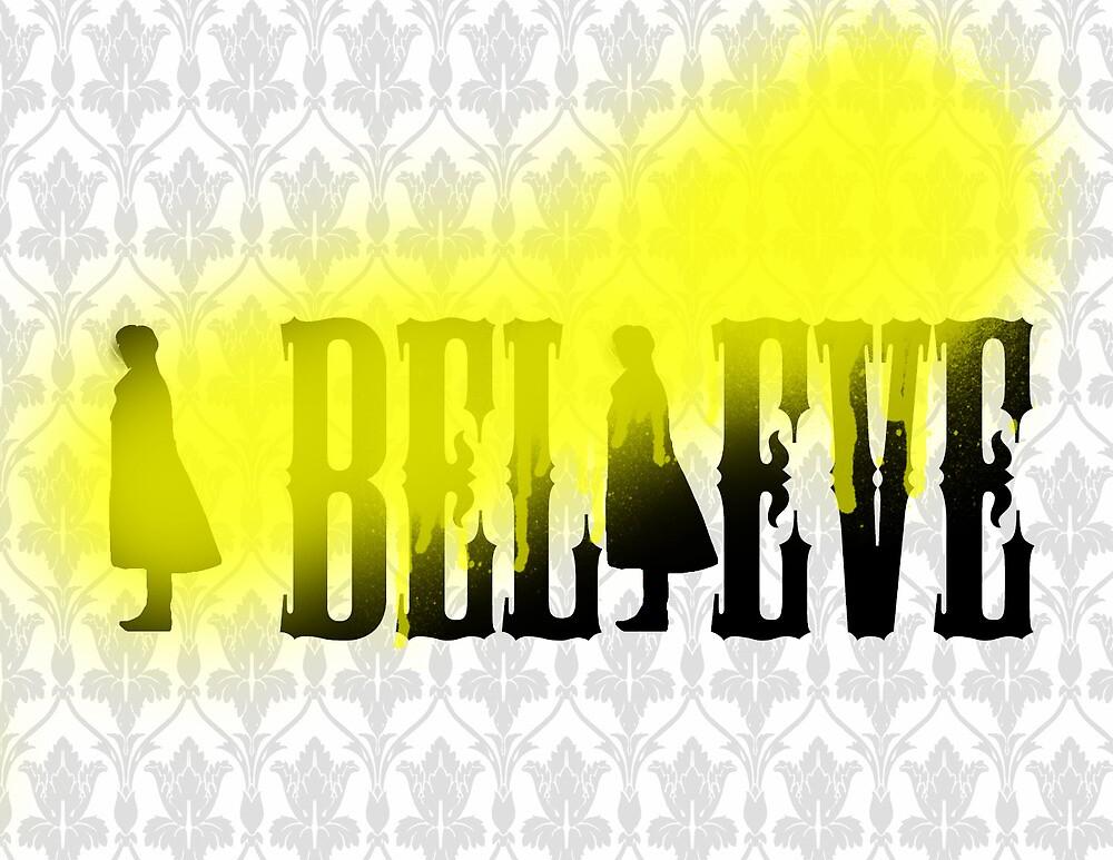 I Believe by alienlikeme