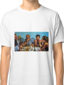Family Portrait    - on shown at The Portrait Salon 2015 Classic T-Shirt