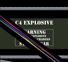 C4 Explosive by jblee22