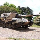 Leopard AS1 Main Battle Tank by ScenerybyDesign