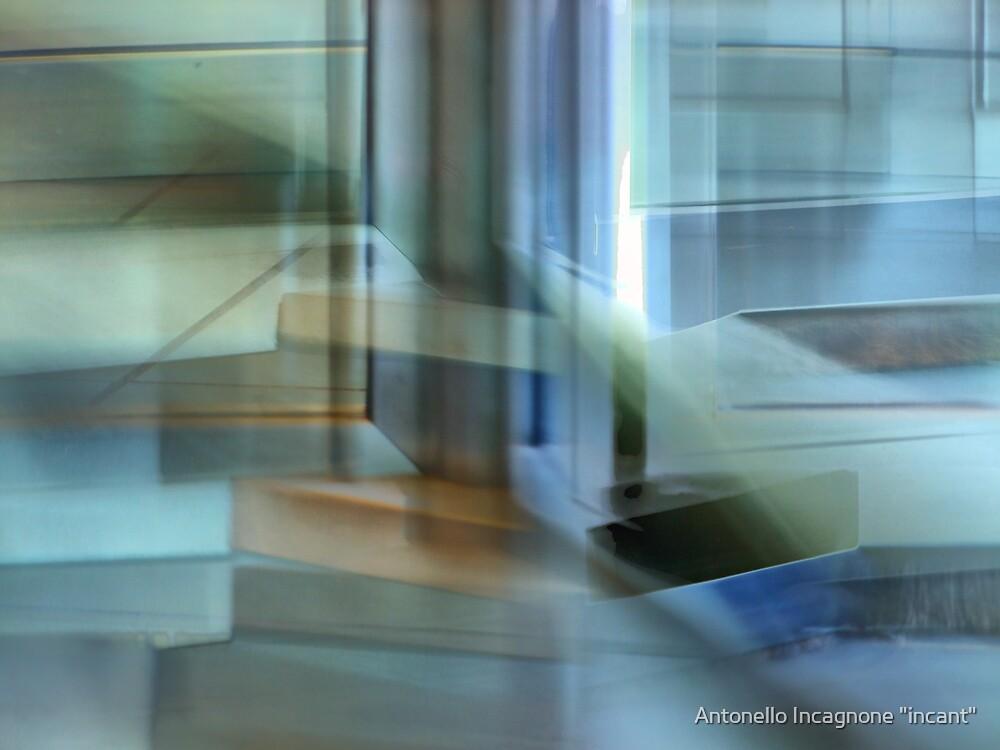 "Prometeo revolving door by Antonello Incagnone ""incant"""