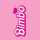 Bimbo in cute little dolly doll font by jazzydevil